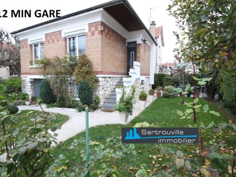 Vente maison / villa Sartrouville 639000€ - Photo 1