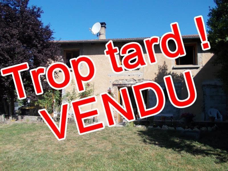 Vente maison / villa Fourneaux 129000€ - Photo 1