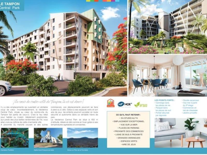 Vente appartement Le tampon 154000€ - Photo 2