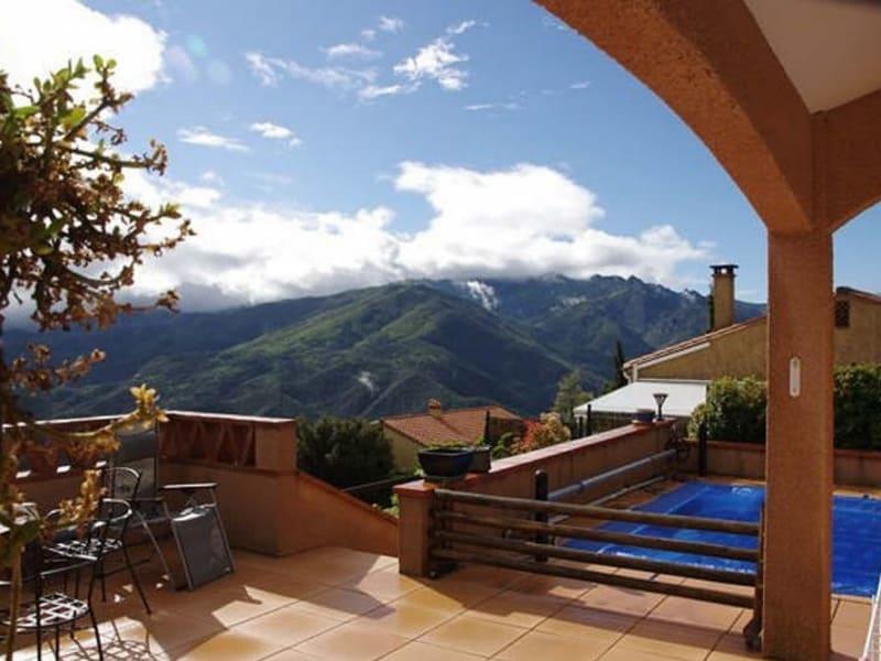 Sale house / villa Montbolo 322000€ - Picture 1