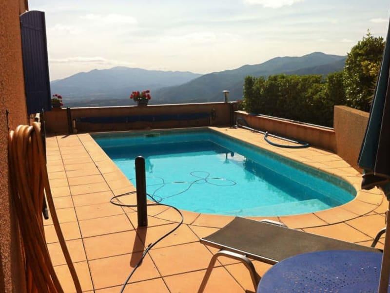 Sale house / villa Montbolo 322000€ - Picture 3