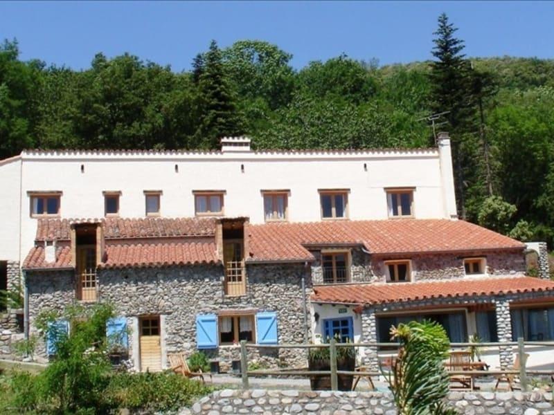 Sale house / villa Montferrer 395000€ - Picture 1