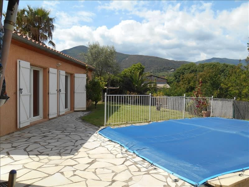 Sale house / villa Ceret 390000€ - Picture 5