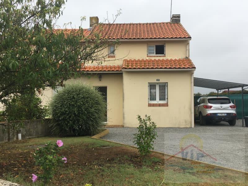 Sale house / villa Chauve 164500€ - Picture 1