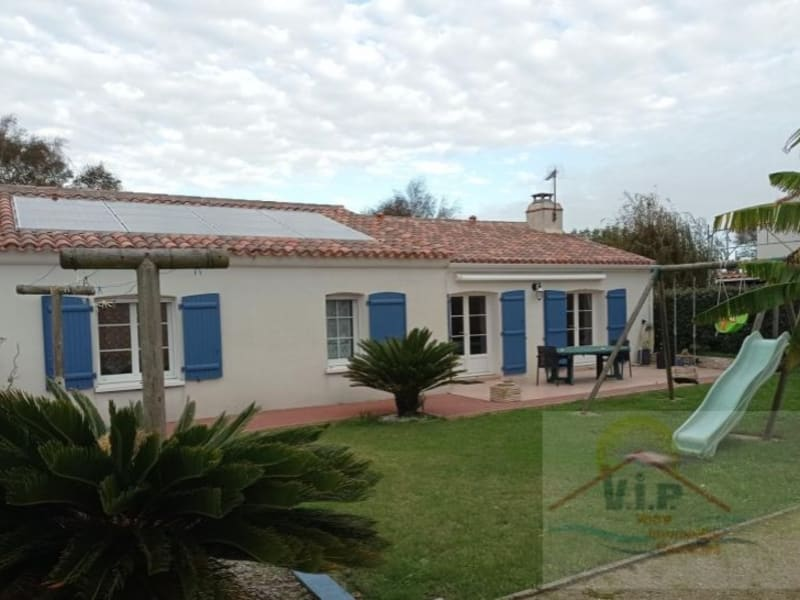 Vente maison / villa La plaine sur mer 375 000€ - Photo 1