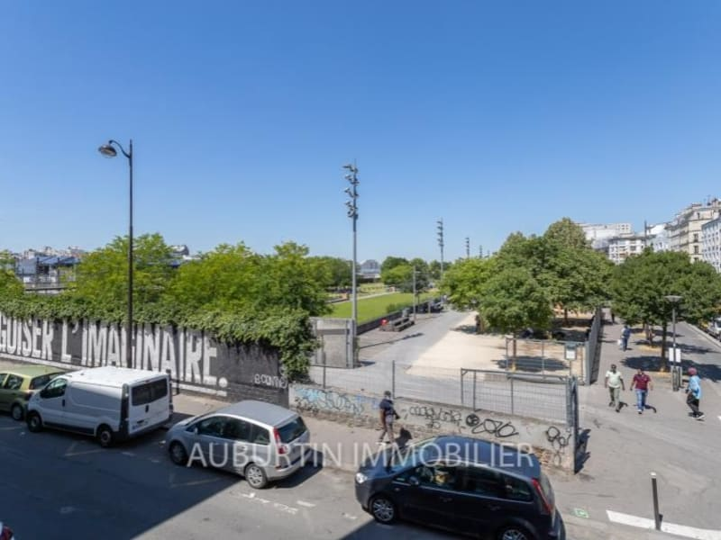 Verkoop  appartement Paris 18ème 385000€ - Foto 6