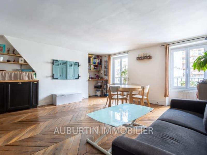 Paris 18 - 3 pièce(s) - 66.58 m2 - 1er étage