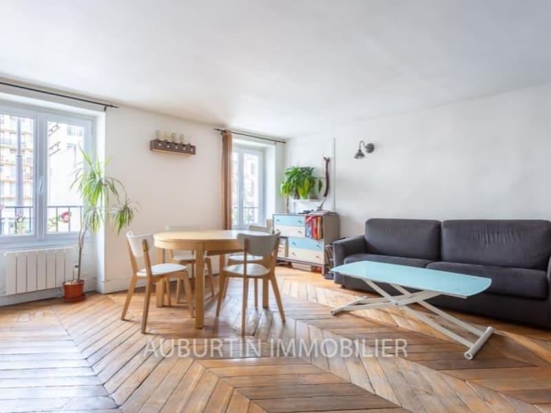 Verkoop  appartement Paris 18ème 530000€ - Foto 2