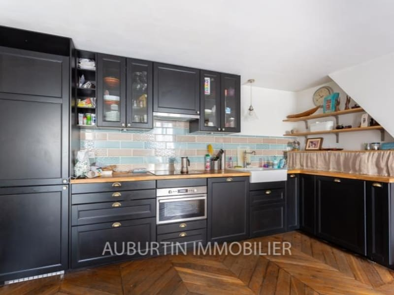 Verkoop  appartement Paris 18ème 530000€ - Foto 3