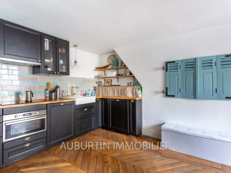 Verkoop  appartement Paris 18ème 530000€ - Foto 4
