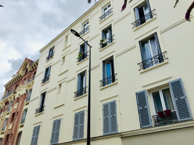 Vente appartement Courbevoie 285000€ - Photo 1