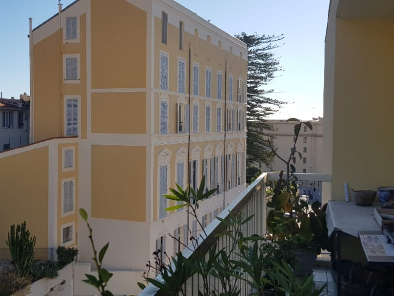 Sale apartment Menton 510 000€ - Picture 1