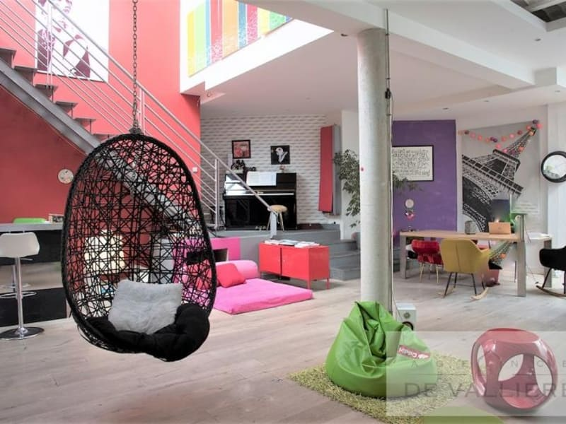 Deluxe sale apartment Nanterre 1295000€ - Picture 2
