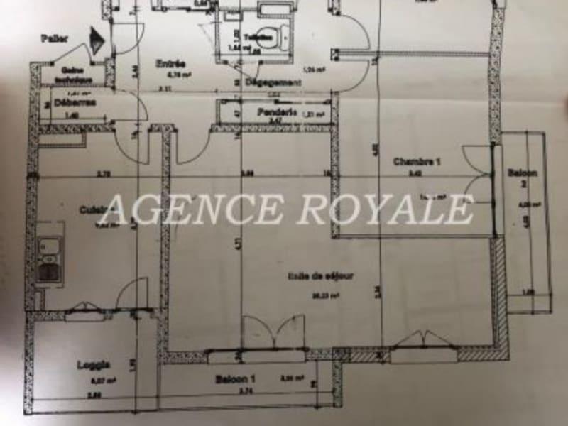 Vente appartement Chambourcy 275000€ - Photo 7