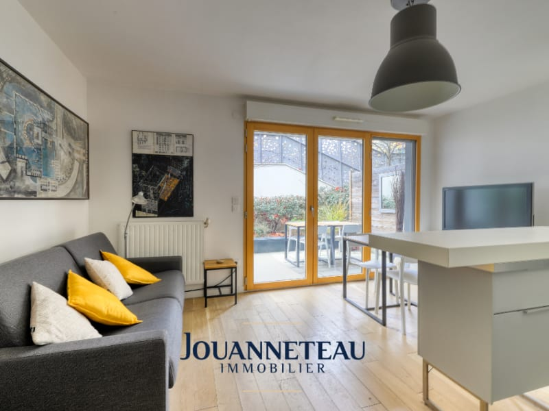 Vente appartement Issy les moulineaux 447000€ - Photo 1