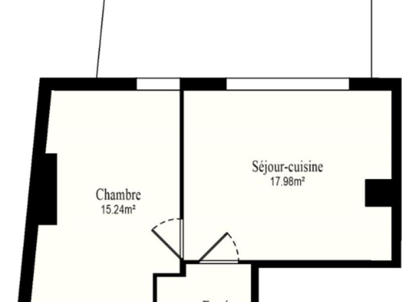 Vente appartement Issy les moulineaux 447000€ - Photo 15