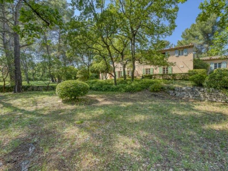 Sale house / villa Eguilles 990000€ - Picture 2