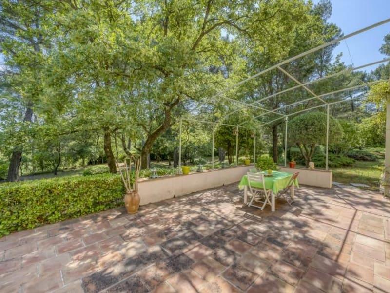 Sale house / villa Eguilles 990000€ - Picture 3