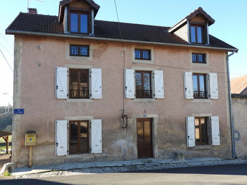 Vente maison / villa Village sud châtillonnais 91 000€ - Photo 2