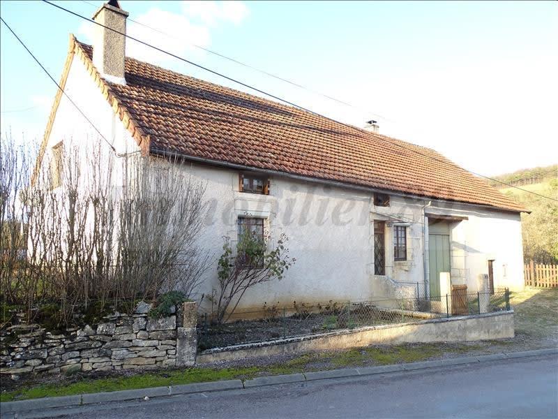 Vente maison / villa Secteur recey sur ource 76000€ - Photo 1
