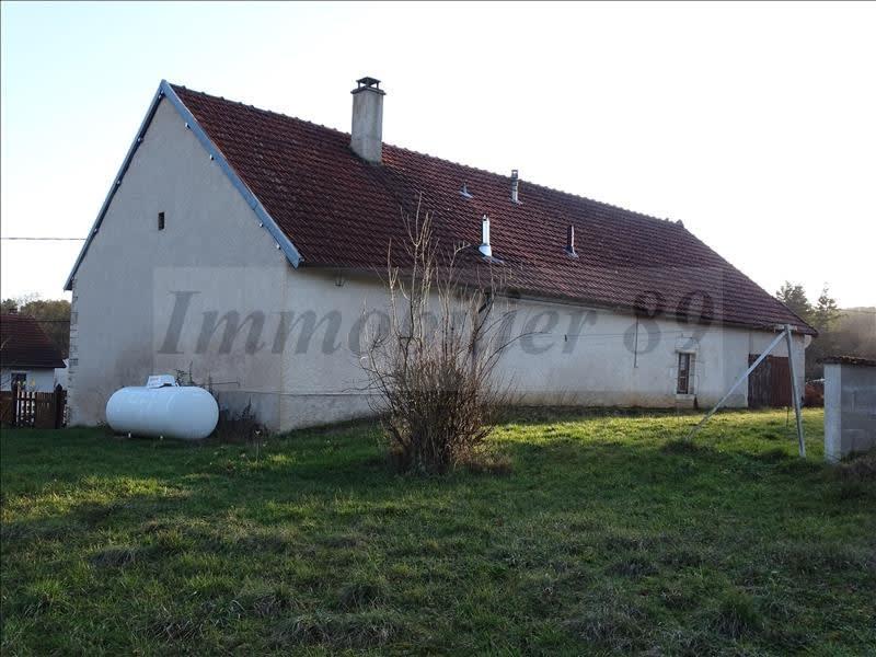 Vente maison / villa Secteur recey sur ource 76000€ - Photo 13