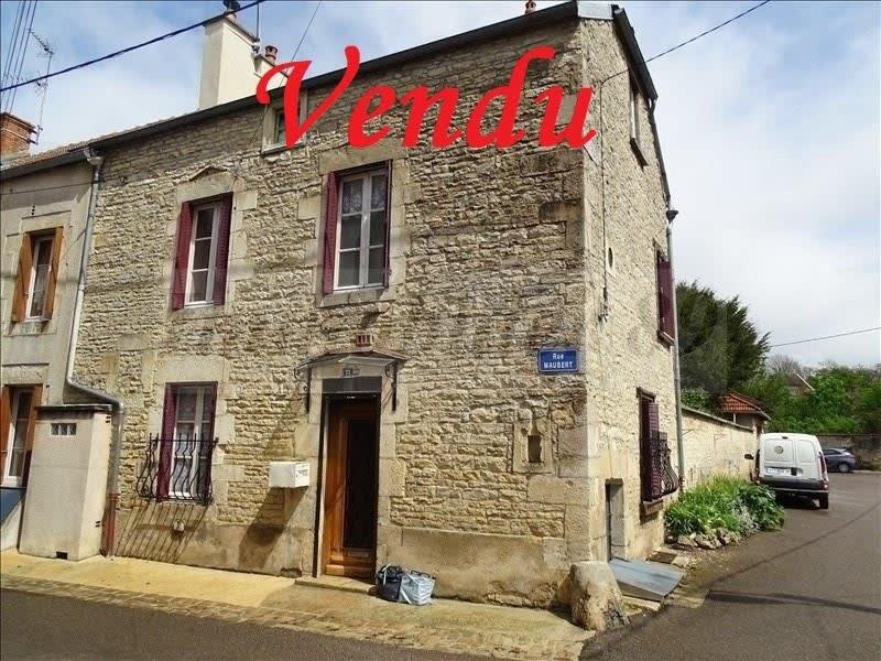 Vente maison / villa Centre ville chatillon s/s 38500€ - Photo 1