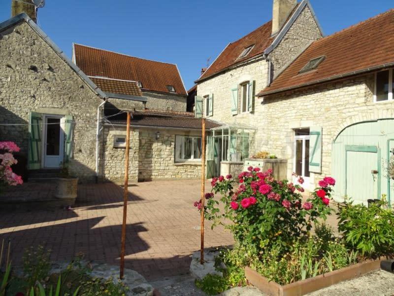 Vente maison / villa Limite champagne bourgogne 135000€ - Photo 1