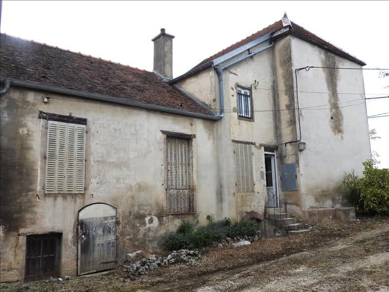 Vente maison / villa Axe chatillon - montbard 39500€ - Photo 1