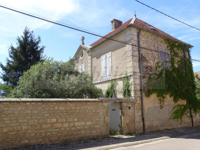 Vente maison / villa Secteur recey s/ource 123000€ - Photo 1