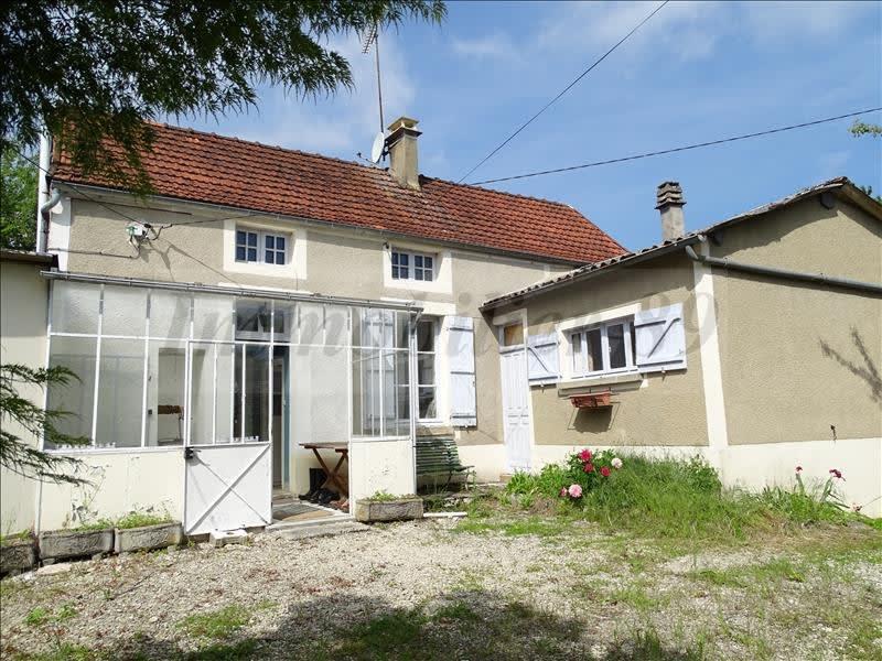 Vente maison / villa Secteur laignes 39500€ - Photo 1