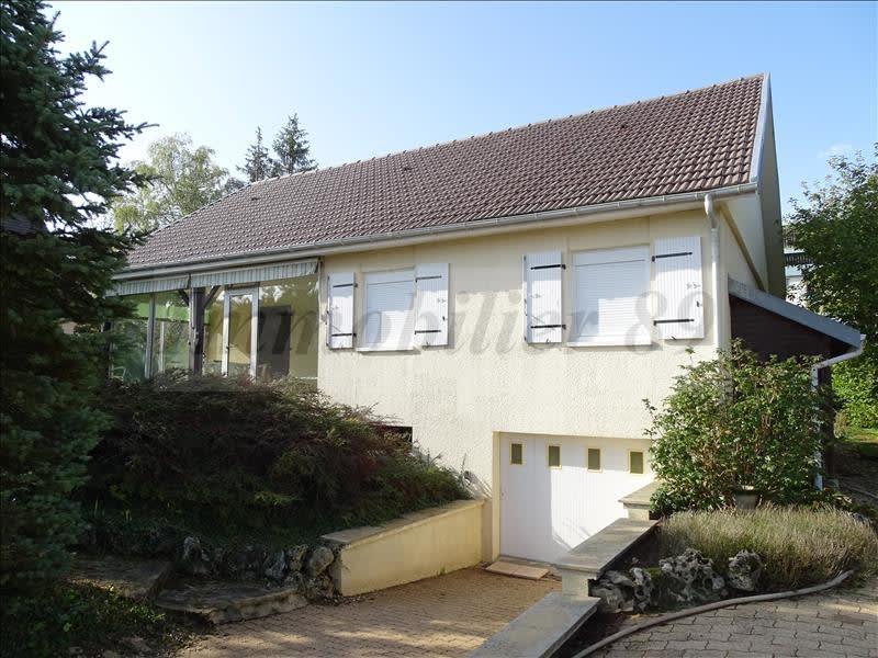 Vente maison / villa Chatillon sur seine 154000€ - Photo 1