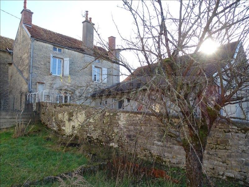 Vente maison / villa Voulaines les templiers 102500€ - Photo 12