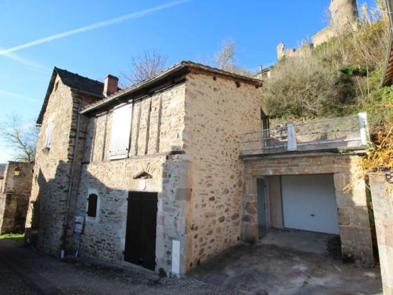 Vente maison / villa Najac 121900€ - Photo 1