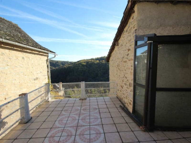 Vente maison / villa Najac 121900€ - Photo 9