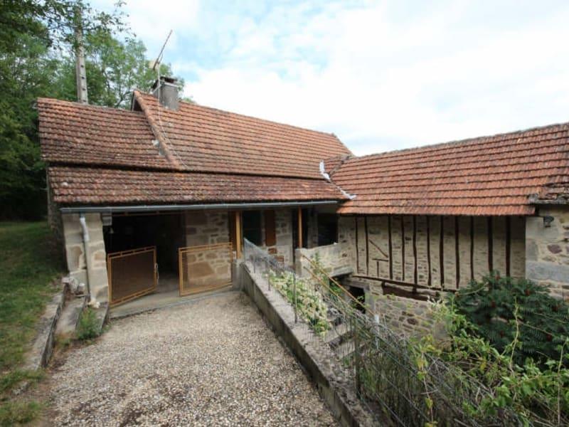 Vente maison / villa Najac 145000€ - Photo 1