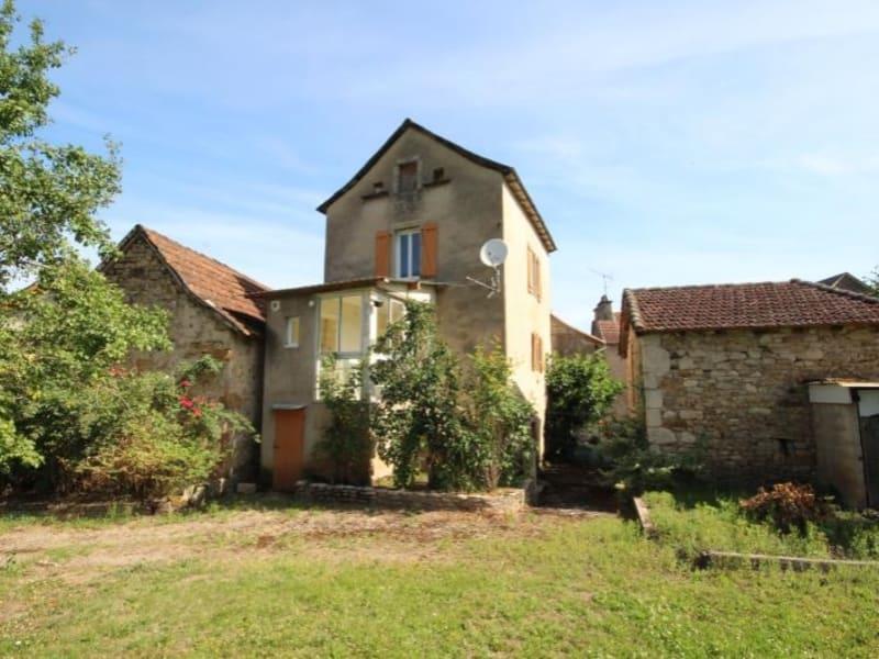 Vente maison / villa Villefranche de rouergue 75000€ - Photo 1