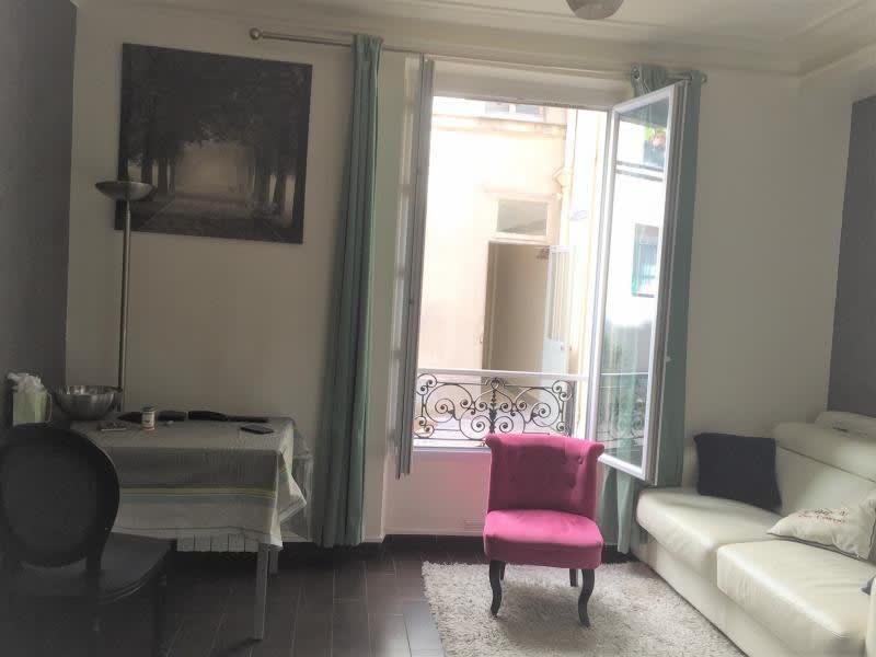 Sale apartment Paris 15ème 343000€ - Picture 1