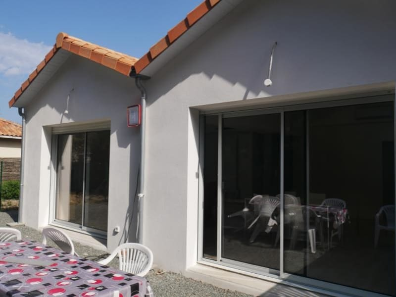 Vente maison / villa Jard sur mer 322500€ - Photo 1