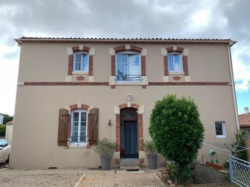 Sale house / villa Jard sur mer 274000€ - Picture 1