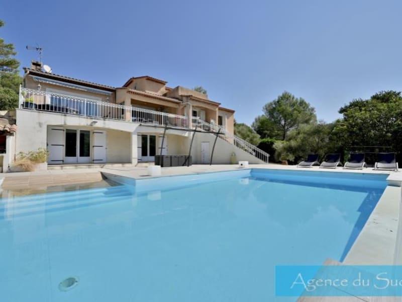 Vente maison / villa La bouilladisse 694000€ - Photo 1