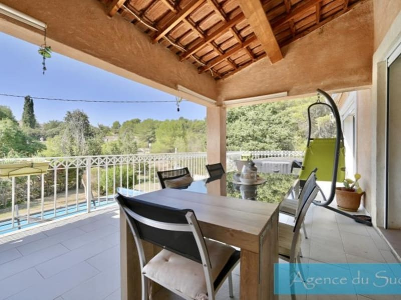 Vente maison / villa La bouilladisse 694000€ - Photo 2