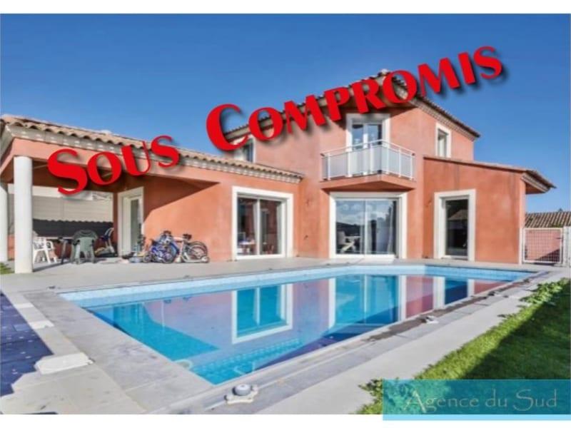 Vente maison / villa Roquevaire 650000€ - Photo 1