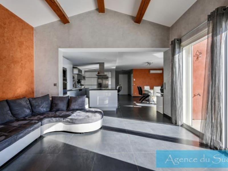 Vente maison / villa Roquevaire 650000€ - Photo 5