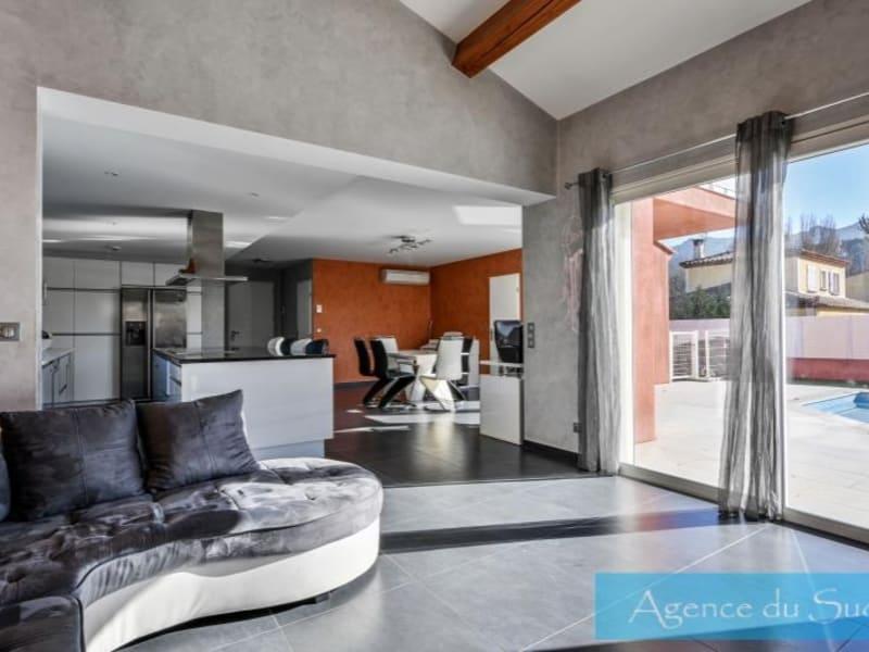 Vente maison / villa Roquevaire 650000€ - Photo 6