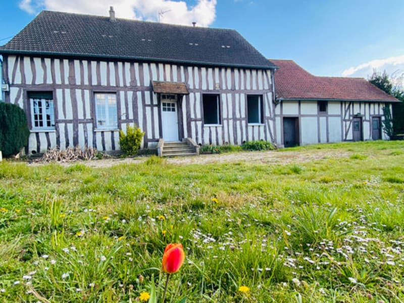 Sale house / villa Romilly sur andelle 183000€ - Picture 1
