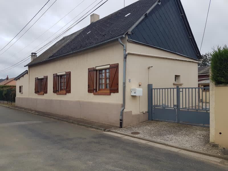 Vente maison / villa Morvillers 168000€ - Photo 1