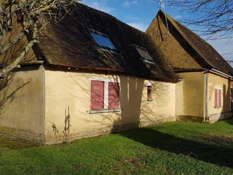 Vente maison / villa Crillon 148400€ - Photo 2
