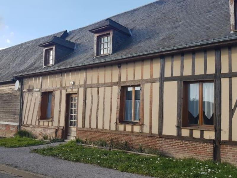 Vente maison / villa Romescamps 137000€ - Photo 1