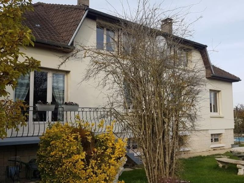 Vente maison / villa Crevecoeur le grand 264 600€ - Photo 1