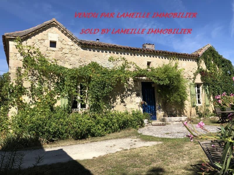 Sale house / villa St clar 399000€ - Picture 1